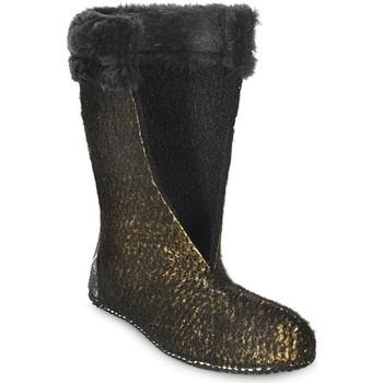 Doplňky  Doplňky k obuvi KAMIK Zylex 6mm dámské vložky do obuvi s kožíškem XK2005 Černá