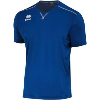 Textil Muži Trička s krátkým rukávem Errea Maillot  Everton bleu