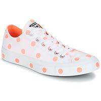 Boty Ženy Nízké tenisky Converse Chuck Taylor All Star-Ox Bílá / Oranžová
