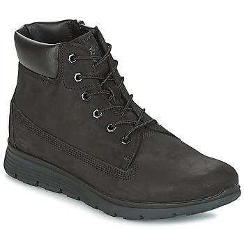 Boty Děti Kotníkové boty Timberland KILLINGTON 6 IN Černá