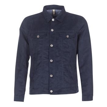 Textil Muži Saka / Blejzry Serge Blanco VARGAS Tmavě modrá