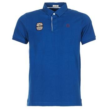 Textil Muži Polo s krátkými rukávy Serge Blanco DOSSART 15 Modrá
