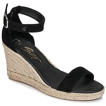 Boty Ženy Sandály Betty London INDALI Černá