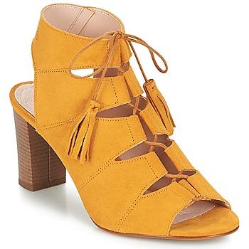 Boty Ženy Sandály Betty London EVENE Žlutá