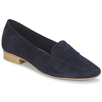 Boty Ženy Mokasíny Betty London INKABO Modrá