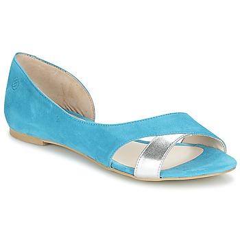 Boty Ženy Sandály Betty London GRETAZ Modrá