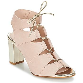 Boty Ženy Sandály Betty London INALU Růžová