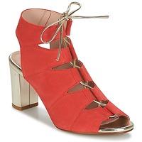 Boty Ženy Sandály Betty London INALU Červená