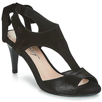 Boty Ženy Sandály Betty London INILAVE Černá