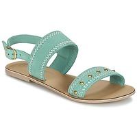 Boty Ženy Sandály Betty London IKARI Modrá