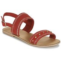 Boty Ženy Sandály Betty London IKARI Červená