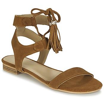 Boty Ženy Sandály Betty London IKARA Hnědá