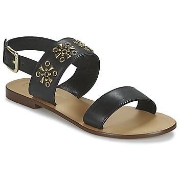 Boty Ženy Sandály Betty London IKIMI Černá