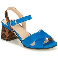 Boty Ženy Sandály Fericelli IMOLGA Modrá
