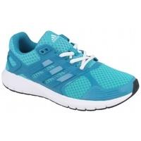 Boty Ženy Nízké tenisky adidas Originals duramo 8 w modrá