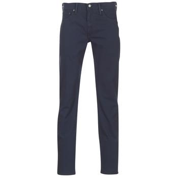 Textil Muži Kapsáčové kalhoty Levi's 511™ SLIM FIT Modrá