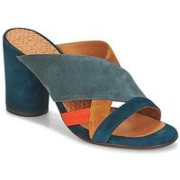 Boty Ženy Dřeváky Chie Mihara UNIL Modrá
