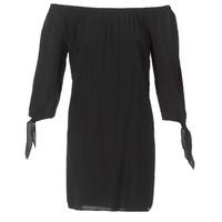 Textil Ženy Krátké šaty LPB Shoes ARIN Černá