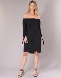 Textil Ženy Krátké šaty LPB Woman ARIN Černá