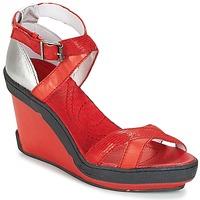 Boty Ženy Sandály Pataugas GOUY Červená