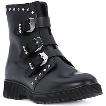 Boty Dívčí Kotníkové boty Cult ROSE BLACK Nero