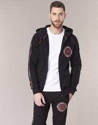 Textil Muži Mikiny Philipp Plein Sport FLY HIGH Černá