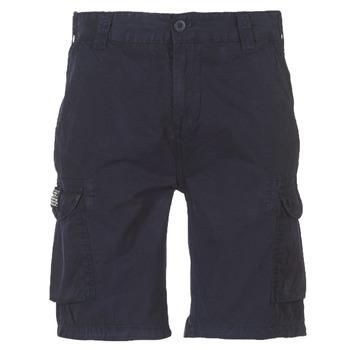 Textil Muži Kraťasy / Bermudy Schott TROLIMPO30 Tmavě modrá
