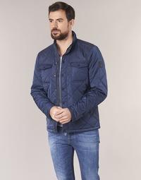 Textil Muži Bundy Teddy Smith BOLVO Tmavě modrá