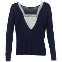 Textil Ženy Svetry Kookaï REPIXU Tmavě modrá