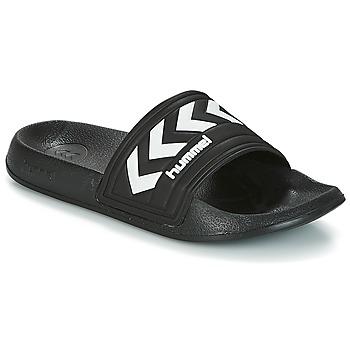 Boty pantofle Hummel LARSEN SLIPPPER Černá