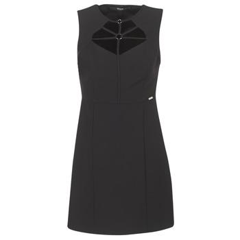 Textil Ženy Krátké šaty Guess SLOREPA Černá