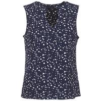 Textil Ženy Halenky / Blůzy Vero Moda VMBALI Tmavě modrá