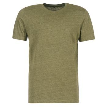 Textil Muži Trička s krátkým rukávem Jack & Jones TABLE CORE Khaki