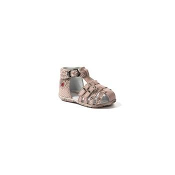 Boty Dívčí Sandály GBB SAMIRA Růžová
