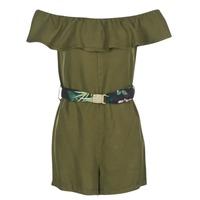 Textil Ženy Krátké šaty Guess RESPUNNI Khaki