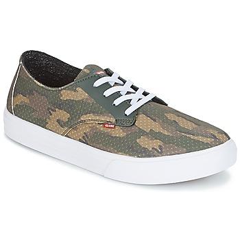 Globe Skejťácké boty Motley LYT - Zelená