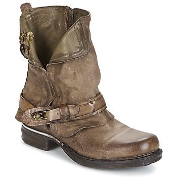 Boty Ženy Kotníkové boty Airstep / A.S.98  Hnědá