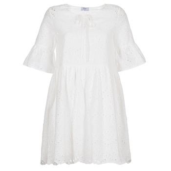 Textil Ženy Krátké šaty Betty London INNATU Bílá