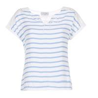 Textil Ženy Halenky / Blůzy Casual Attitude IYUREOL Bílá / Modrá
