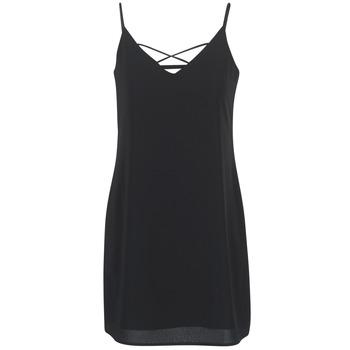 Textil Ženy Krátké šaty Moony Mood IGARA Černá