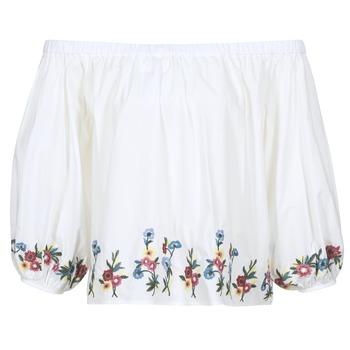 Textil Ženy Halenky / Blůzy Moony Mood IFITI Bílá
