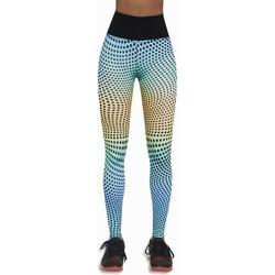 Textil Ženy Legíny Bas Bleu Dámské sportovní legíny Wave 90