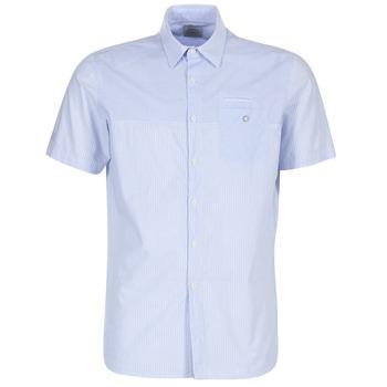 Textil Muži Košile s krátkými rukávy Oxbow K1CAMINO Modrá / Nebeská modř
