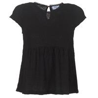 Textil Ženy Halenky / Blůzy Betty London INNATUNA Černá