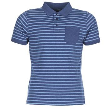 Textil Muži Polo s krátkými rukávy Casual Attitude INUTIOLE Modrá / Bílá