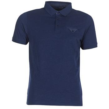 Textil Muži Polo s krátkými rukávy Casual Attitude ITATATO Modrá