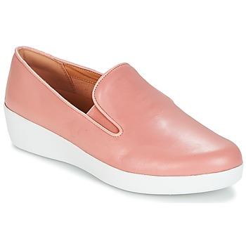 Boty Ženy Street boty FitFlop SUPERSKATE Růžová