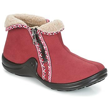 Boty Ženy Papuče Romika MADDY H 10 Červená