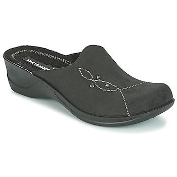 Boty Ženy Dřeváky Romika VILLA 125 Černá