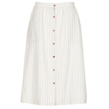 Textil Ženy Sukně Betty London INNATIMBO Krémově bílá